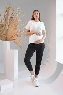 Штаны 1848 1532 черный для беременных