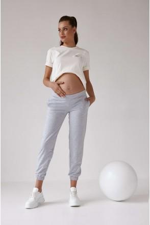 Штани для вагітних Dianora 2163 1360 сірий