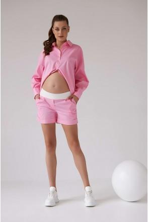 Шорти для вагітних Dianora 1430 1526 рожевий