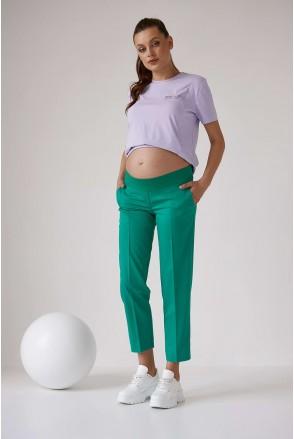 Штани для вагітних Dianora 2171 1542 зелений