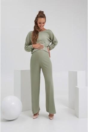 Штаны для беременных Dianora 2129 1553 фисташковый