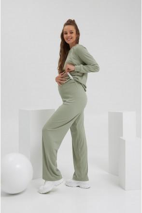 Штаны для беременных Dianora 2184 1565 фисташковый