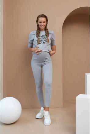 Лосины для беременных Dianora 2169 1361 серый