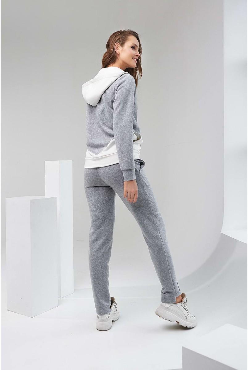 Спортивний костюм 2124 (5) 1061 Сірий Для вагітних і годування