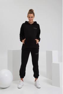 Спортивный костюм для беременных и кормления Dianora 2135(72) 1420 черный