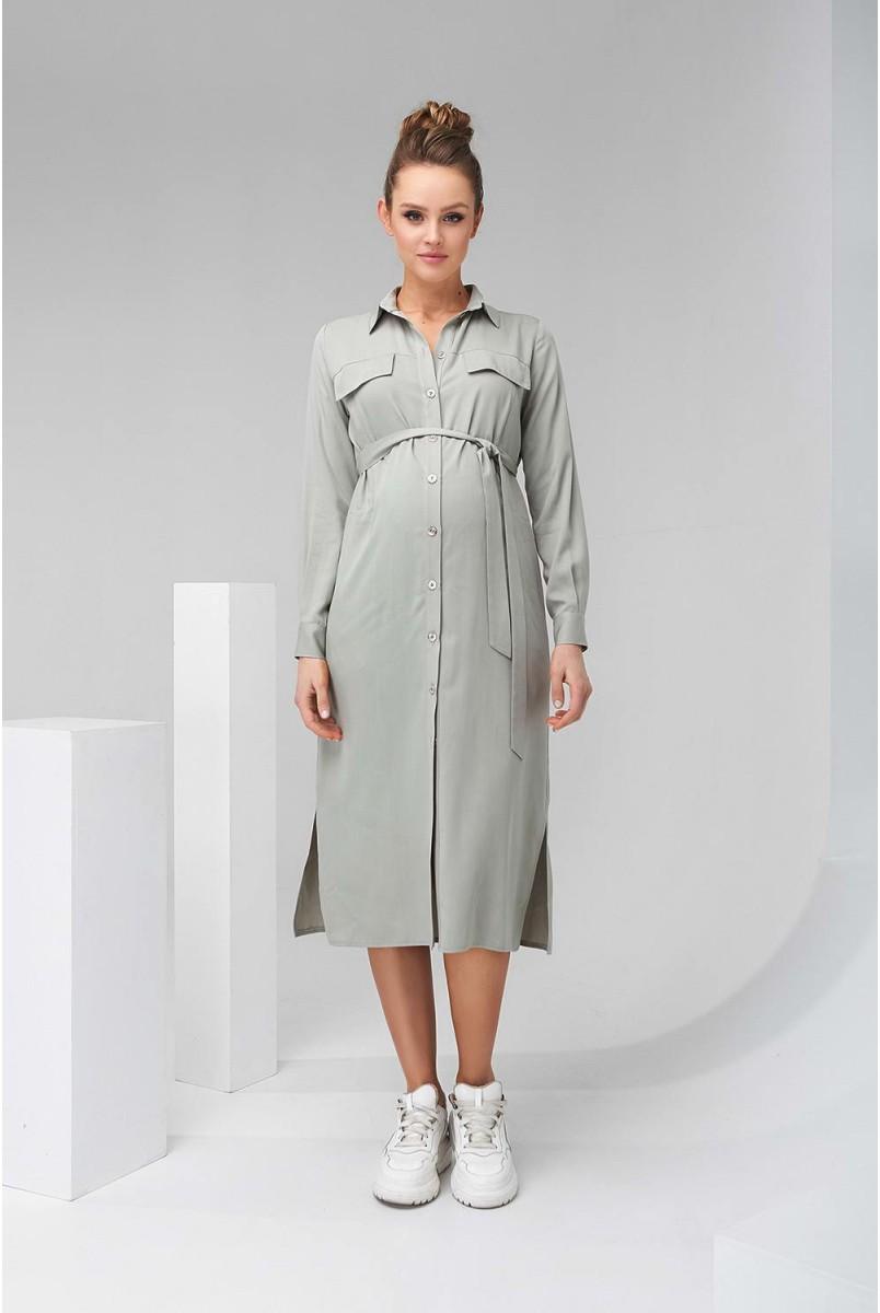 Сукня 2139 1505 фісташковий для вагітних і годування