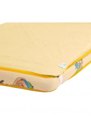 Наматрасник-пеленка 2в1 ЭКОПУПС Classic (Желтый)
