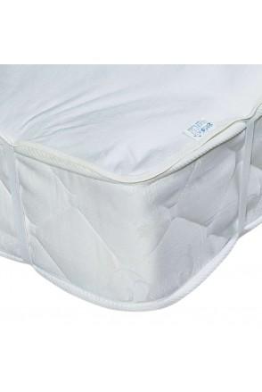 Наматрасник непромокаемый Поверхность Premium (Белый)