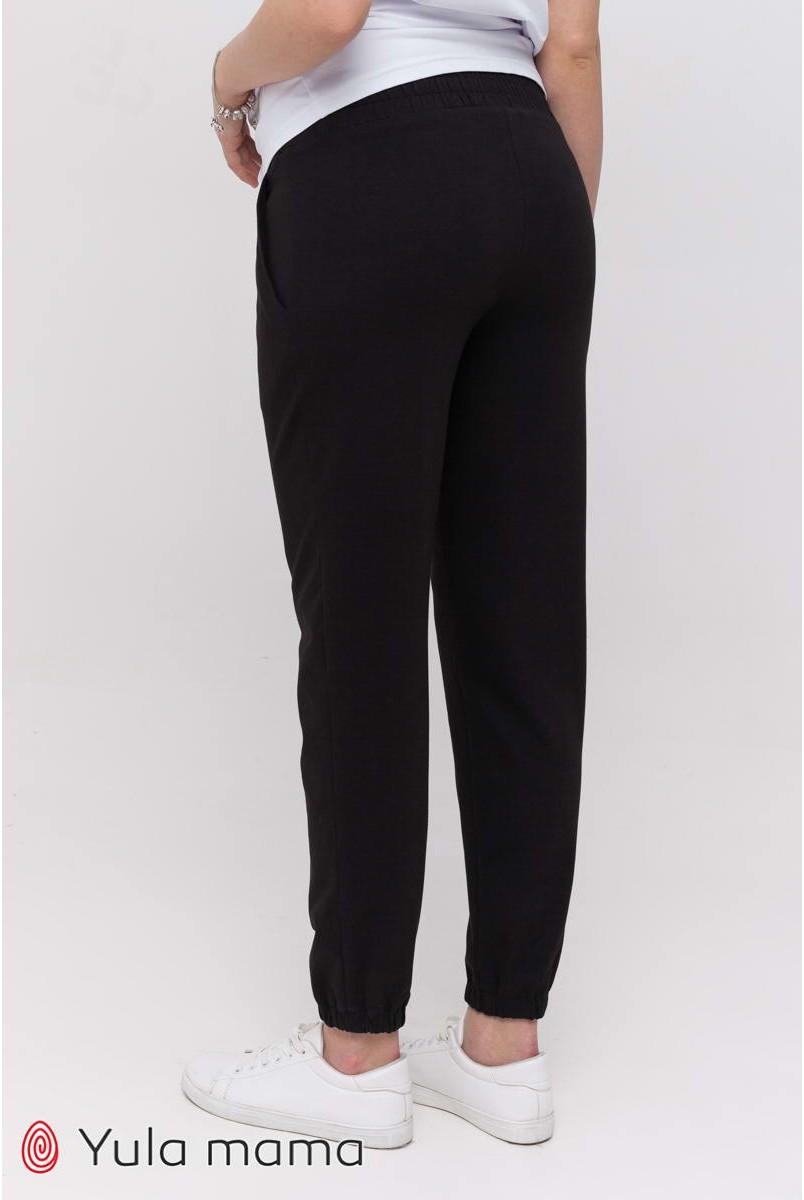 Спортивні штани-джоггери Dido чорний Для вагітних