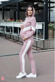 Костюм Deniza пудра з молоком для вагітних та годування
