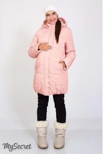 Зимняя куртка Jena пудра для беременных
