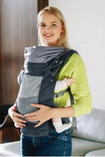 Эрго рюкзак Love & Carry AIR X - Карбон