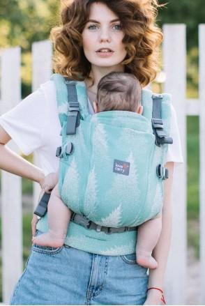 Ерго-рюкзак ONE + Cool Organic Секвойя