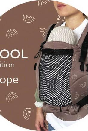 Ерго-рюкзак ONE + Cool Хоуп