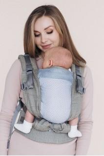 Эрго-рюкзак ONE+ Cool Organic Кардамон