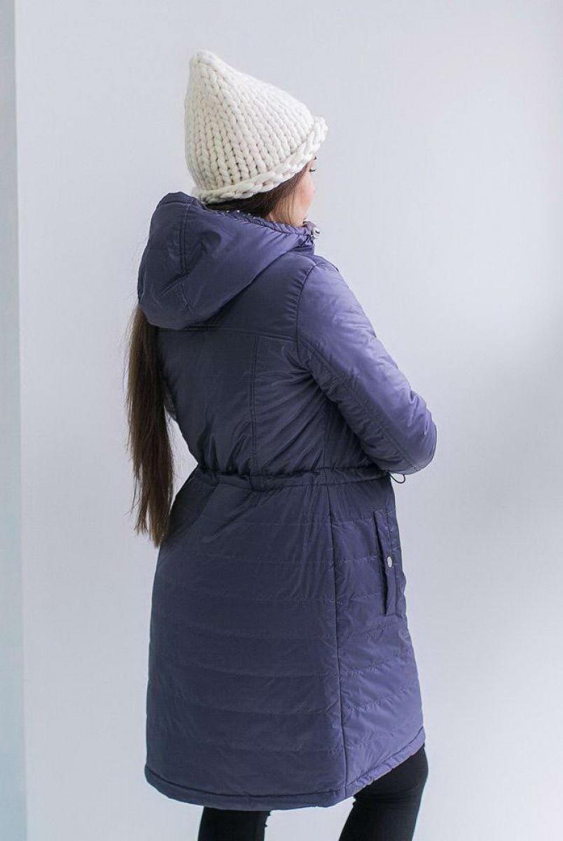 Зимова куртка для вагітних 2 в 1 - Грей