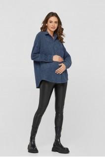 Сорочка Varna денім для вагітних і годування