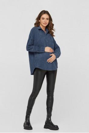 Рубашка Varna деним для беременных и кормления