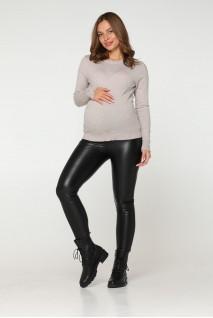 Лосины кожаные Koln зимние для беременных