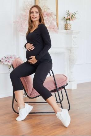Капрі Capri Чорний Для вагітних