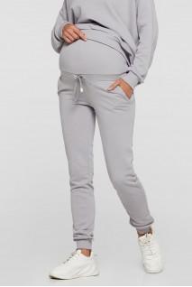 Спортивные штаны для беременных (деми) Lullababe Vancouver LB10VN125-DM стальной