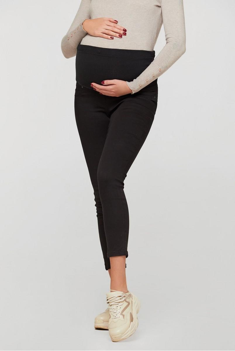 Джинси для вагітних (3506) Чорний