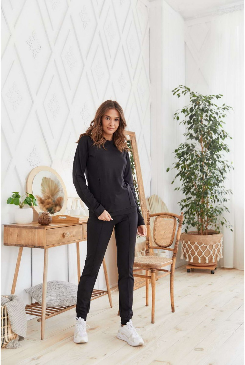 Прогулянковий костюм Manhattan Чорний Для вагітних і годування