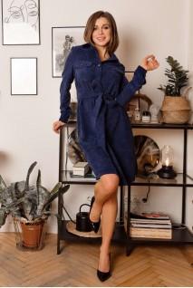 Платье Philadelphia Синий для беременных и кормления