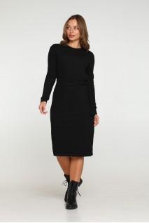 Сукня Baku чорний для вагітних