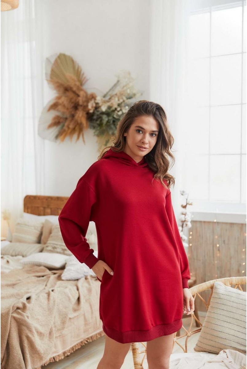 Сукня Seattle Бордо для вагітних