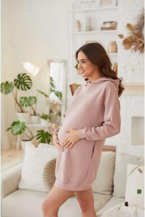 Платье Seattle Пудровый для беременных