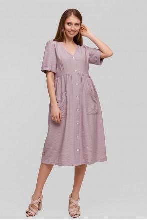 Платье Lima сиреневый для беременных и кормления