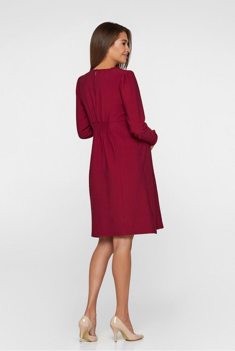 Платье для беременных и кормления Lullababe Corfu LB05CR112 красный
