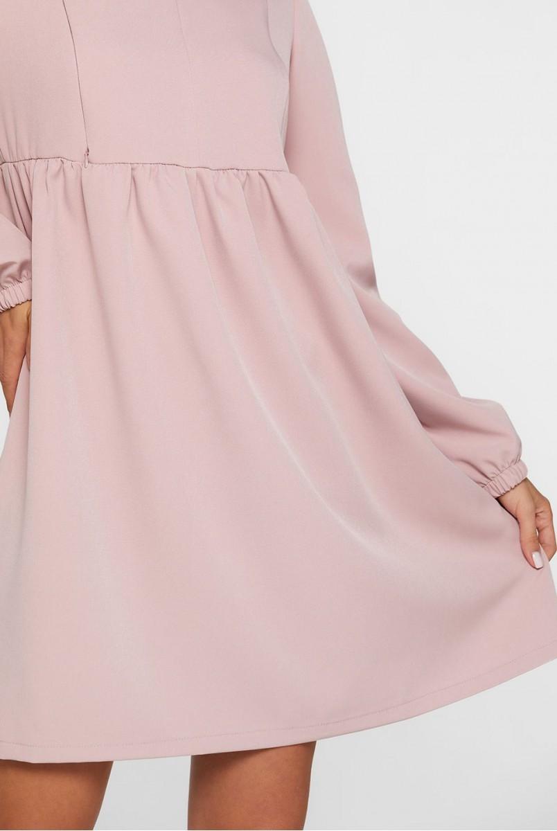 Платье для беременных и кормления Lullababe Genoa LB05GN123 пудра