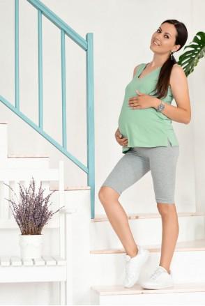 Майка Neopol оливковий для вагітних і годування