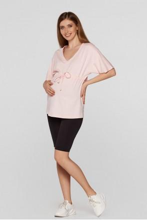 Футболка Rio розовый для беременных