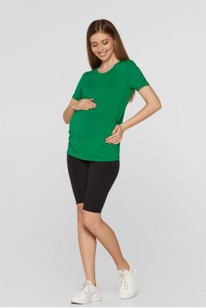 Футболка Manila зеленый для беременных