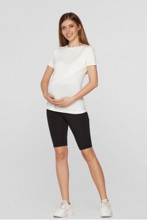 Футболка Valencia молочный для беременных и кормления