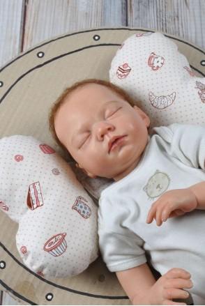 """Детская подушка для новорожденных """"Butterfly"""" Cake"""