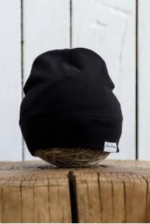 Трикотажна шапка Klin чорна