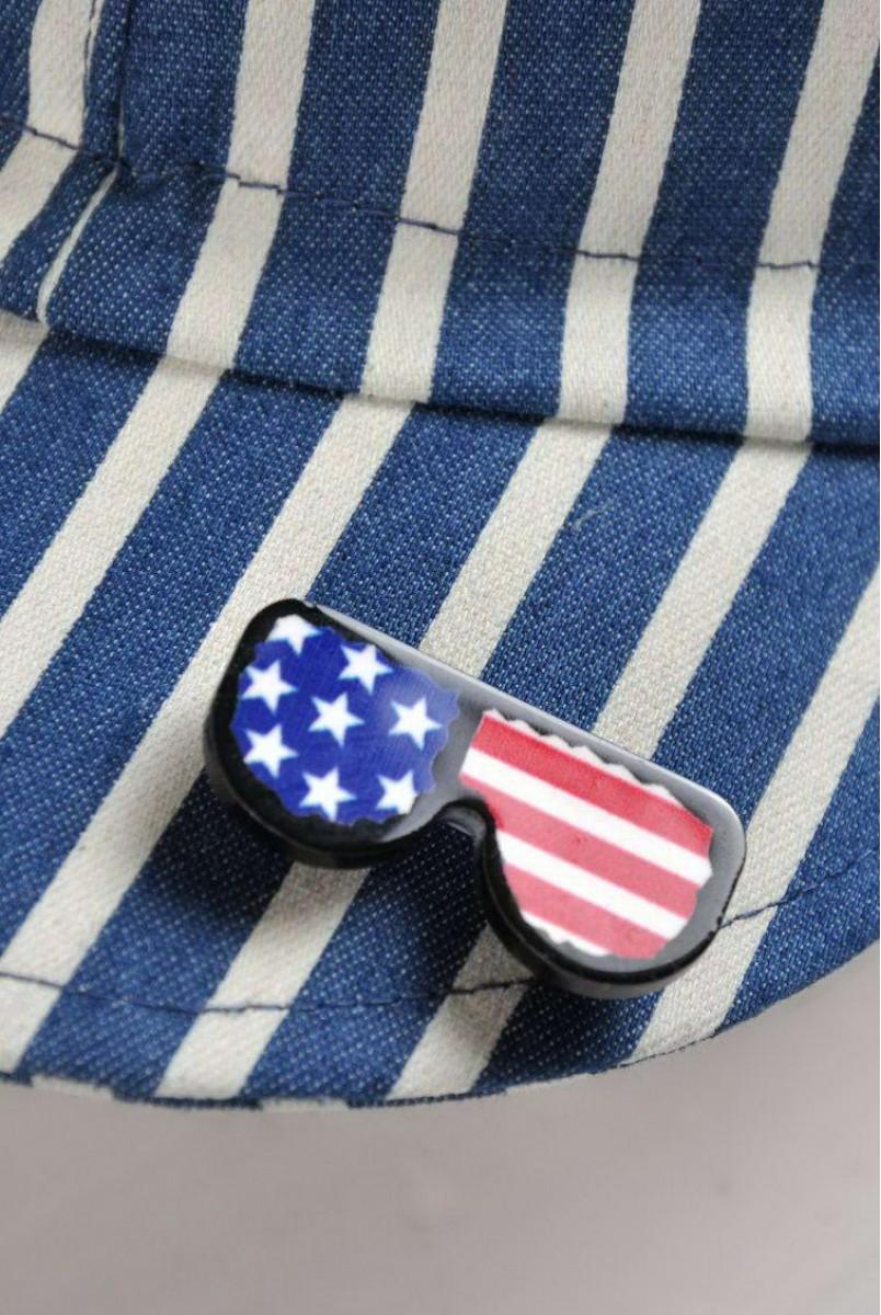 Кепка джинсова American Boy