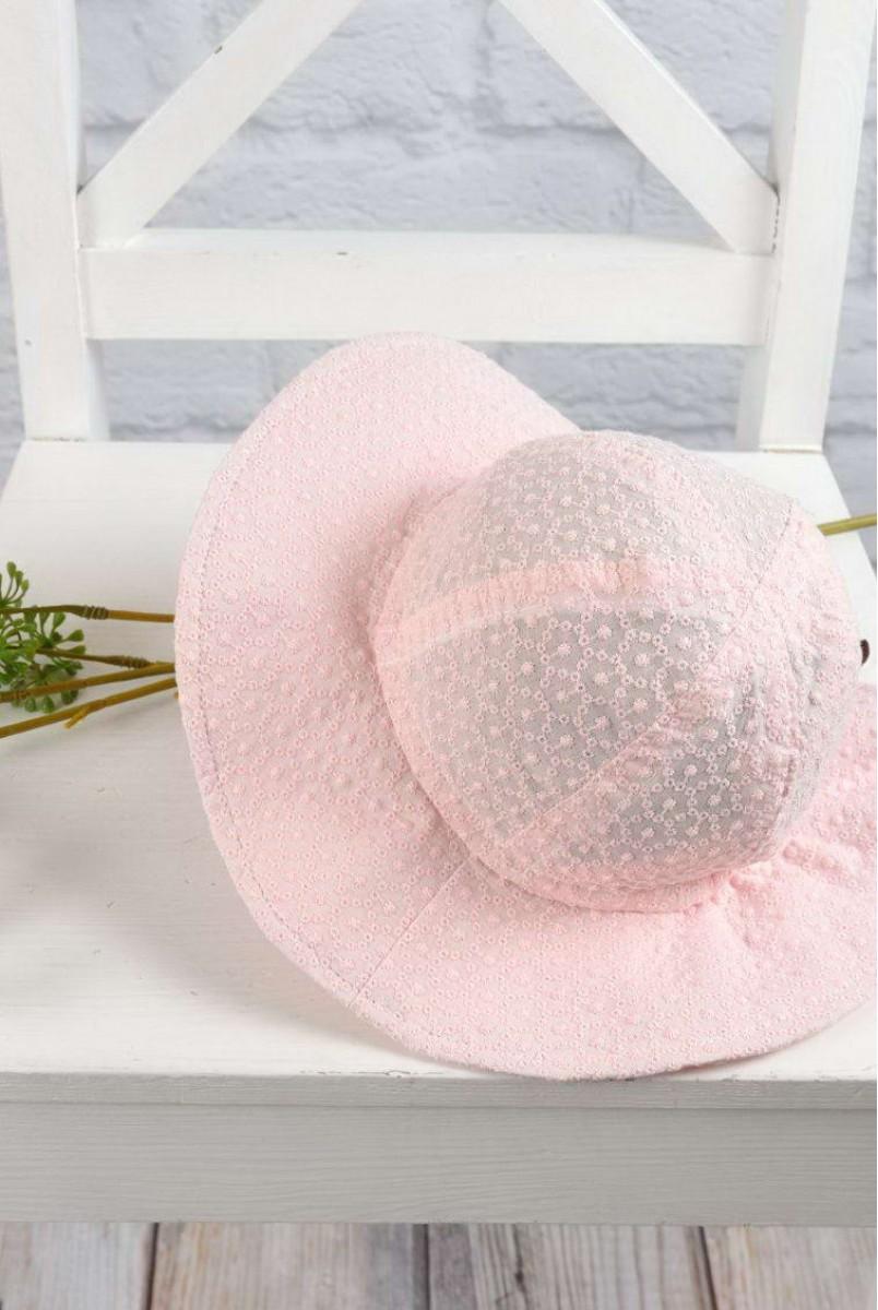 Панама Шарліз з прошви рожева