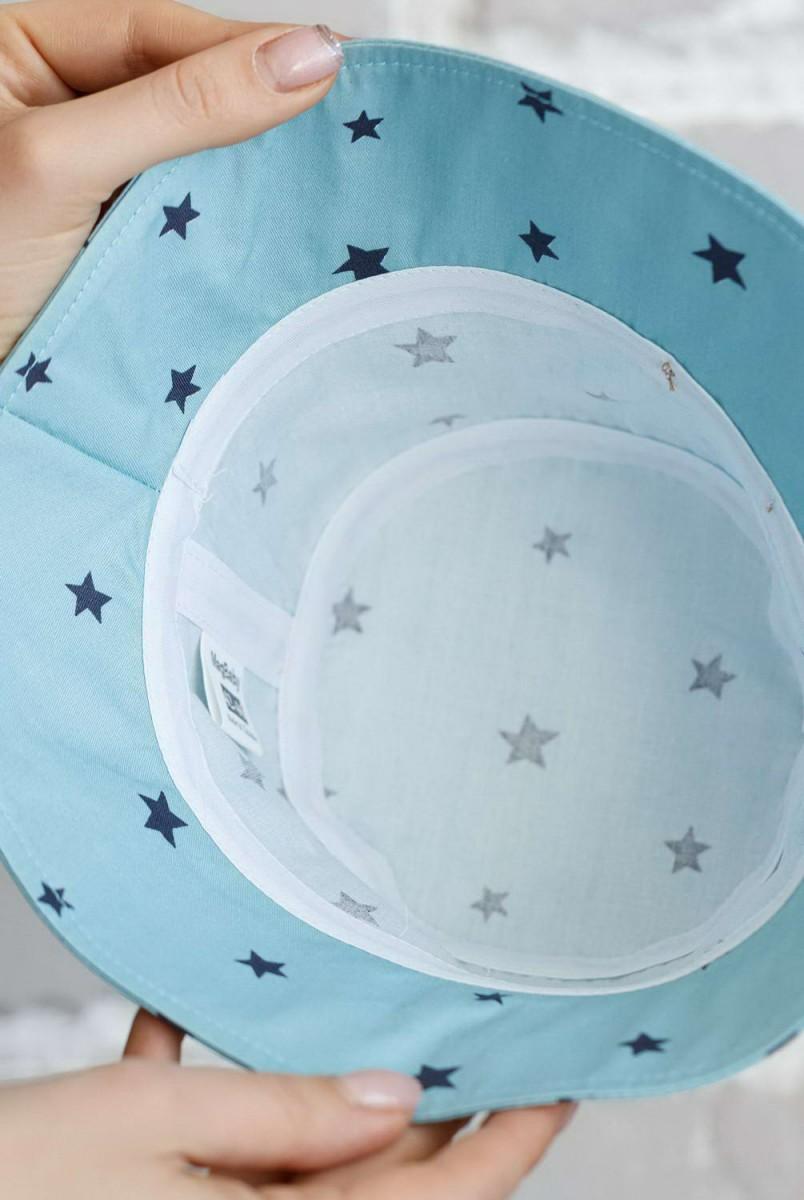 Панама Classik зірки на блакитному