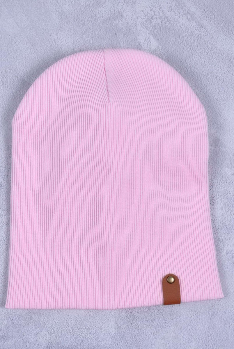 Шапка Grant рожева