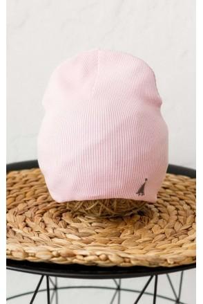 Шапка Band рожева