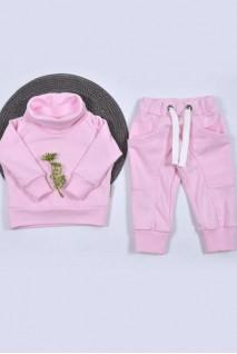 Костюм Street рожевий
