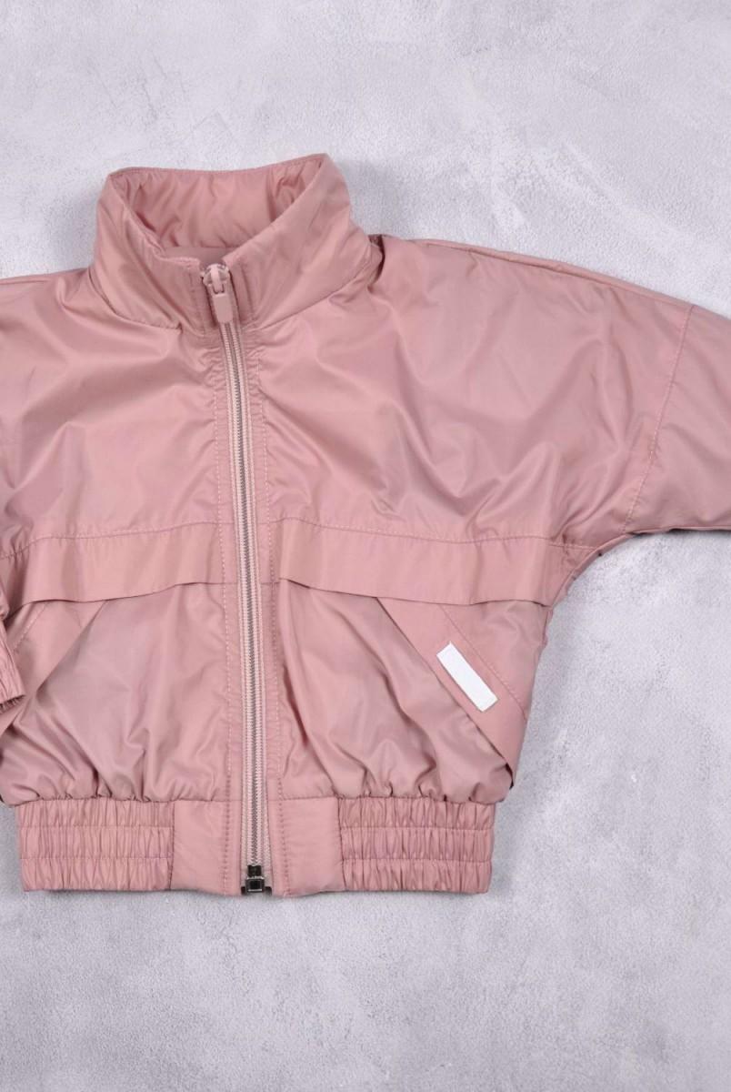 Костюм з плащової тканини Zooty рожевий