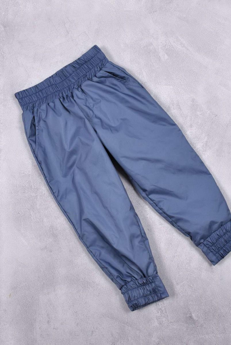 Костюм з плащової тканини Zooty синій