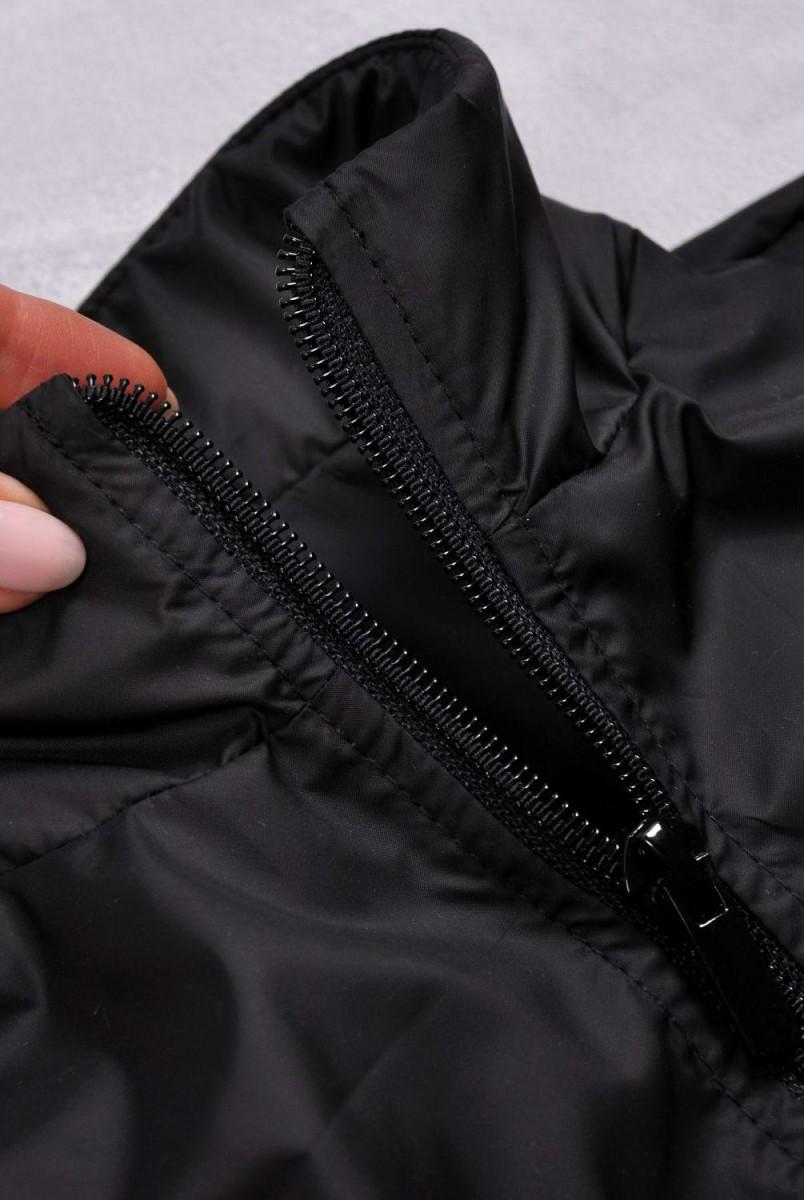 Костюм з плащової тканини Zooty чорний