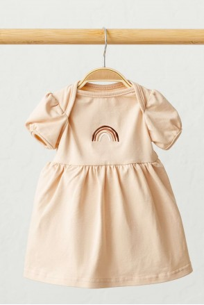 Платье-боди Kelly радуга (3-18 мес)